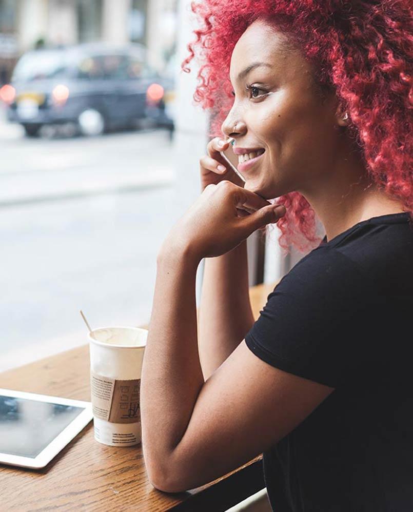 Changing The Way We Look  At Telecomunication